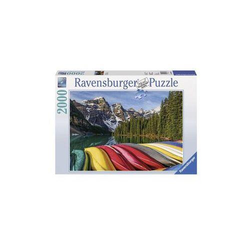 Ravensburger Raven. 2000 el. górskie kajaki