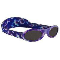 Okulary przeciwsłoneczne dzieci 0-2lat UV400 BANZ - Purple Tortoise