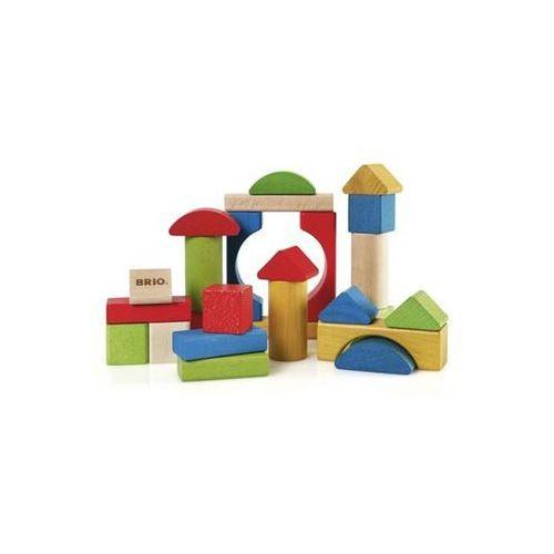 Brio Colored Building Blocks 25 pieces (7312350301144)