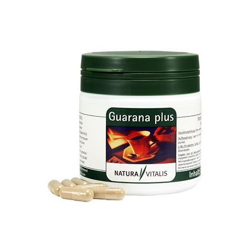 Guarana plus – naturalna kofeina