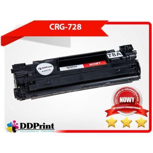 Toner crg 728 crg-728 do drukarek canon mf 4410, 4430, 4450, 4550d, 4570dn marki Dd-print