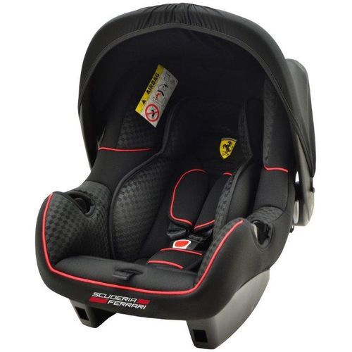 Ferrari Fotelik BeOne SP, GT Black (3507464960545)