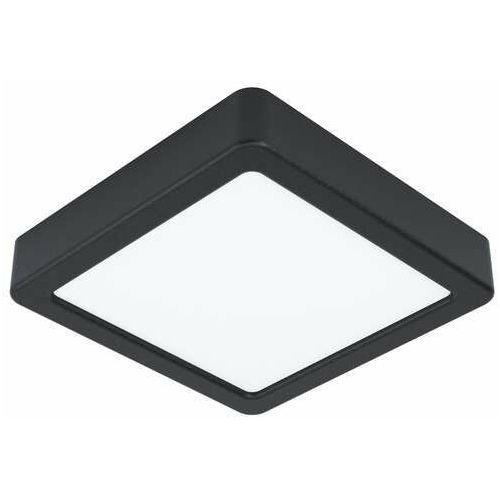 Eglo Fueva 5 99255 plafon lampa sufitowa 1x10.5W LED czarny