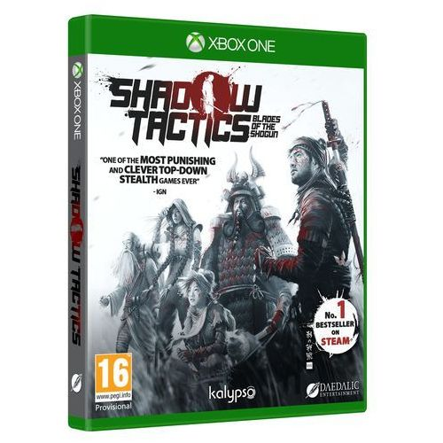 Shadow Tactics Blades of the Shogun (Xbox One)