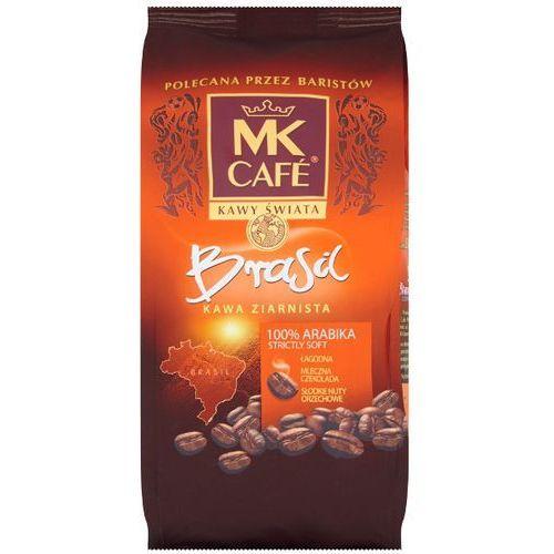 MK CAFE 250g Brasil Kawy Świata Kawa ziarnista | DARMOWA DOSTAWA OD 150 ZŁ!