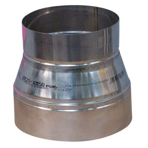Złączka powiększająca 130/150 mm marki Komin-flex