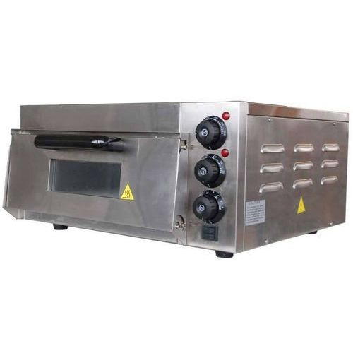 Piec do pizzy jednkomorowy | 2000w | 560x570x(h)280mm marki Cookpro