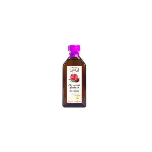 Olej z pestek granatu zimno tłoczony 250 ml Olvita (5902841300354)