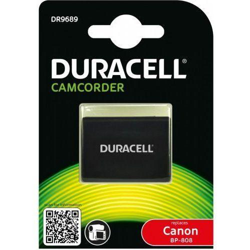 Duracell Akumulator do kamery 7.4v 850mAh 6.7Wh DR9689 (5055190114193)
