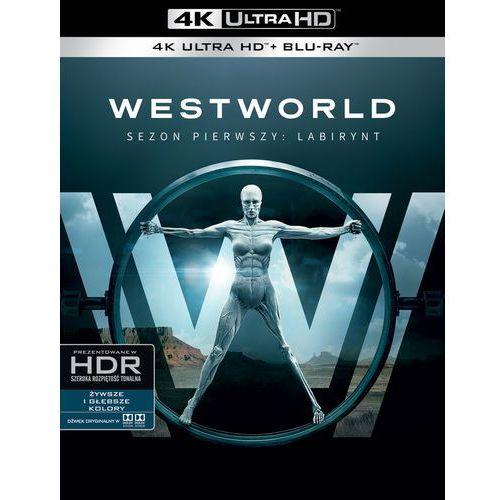 Westworld: Sezon 1 ( Blu-Ray - Jonathan Nolan. DARMOWA DOSTAWA DO KIOSKU RUCHU OD 24,99ZŁ