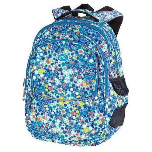 Plecak szkolno-sportowy - Spokey (5902693207597)