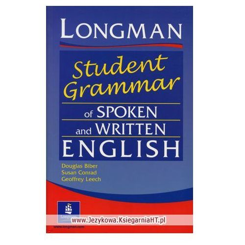 The Longman Student's Grammar of Spoken and Written English, Paper (2002)