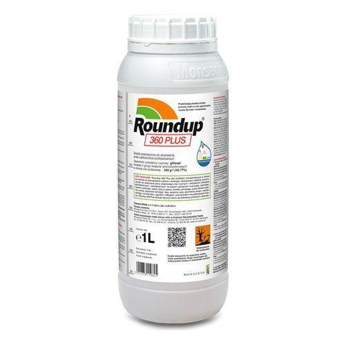 Roundup 360 plus 1l marki Monsanto. Najniższe ceny, najlepsze promocje w sklepach, opinie.