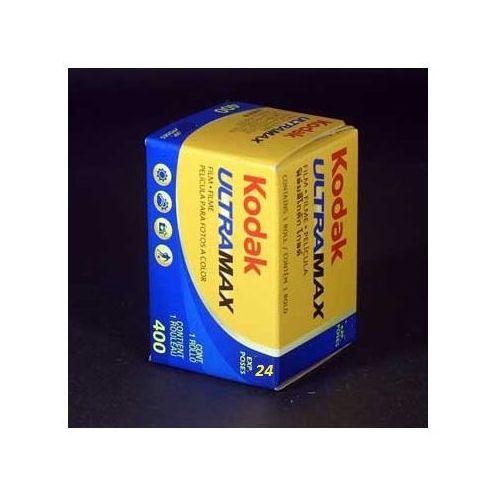 Kodak ultra max 400/24 negatyw kolorowy typ 135