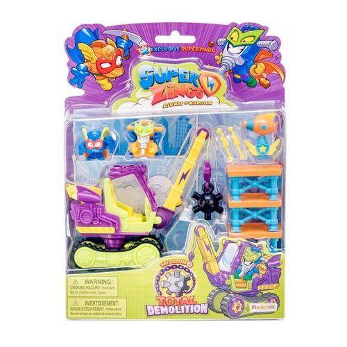 Magic box Magicbox super zings seria 3 totalna demolka total demolition 2 figurki