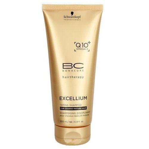 Schwarzkopf bc bonacure excellium taming shampoo 200ml w szampon do włosów (4045787312508)