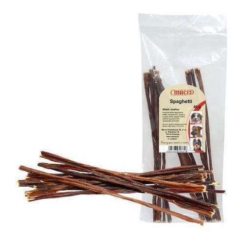 spaghetti 40g marki Maced