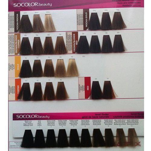 Matrix Socolor Beauty pielęgnująca farba do włosów odcień 6MM (Dark Blonde Mocha Mocha) 90 ml, kolor Matrix