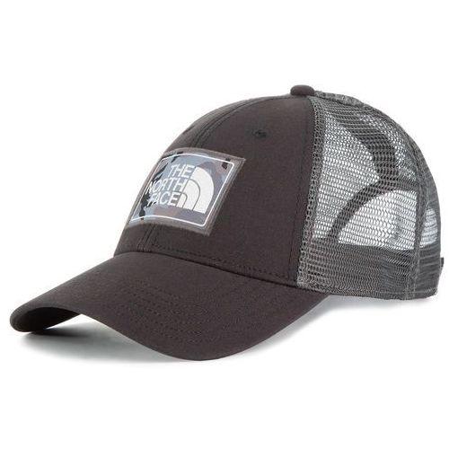 Czapka z daszkiem THE NORTH FACE - Mudder Trucker Hat T0CGW22YC Tnfb/Asphgycamo, kolor czarny