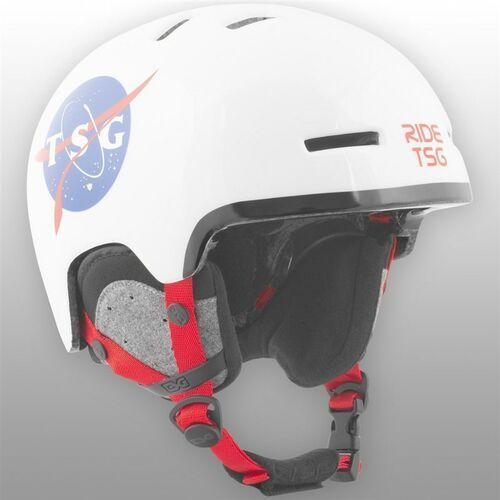 Kask - arctic nipper maxi graphic design astronaut (235) rozmiar: jxxs/jxs marki Tsg