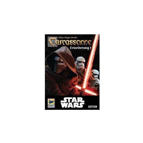 Rebel Carcassonne: edycja star wars - rozszerzenie 1
