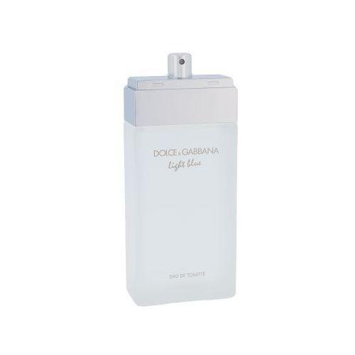 Dolce&gabbana  light blue woda toaletowa 100 ml tester dla kobiet