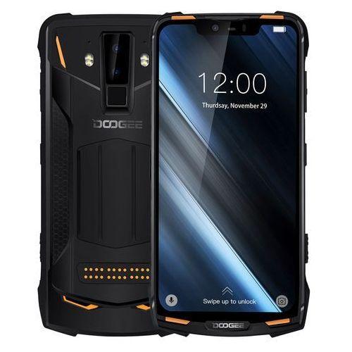 Smartfon DOOGEE S90 Pomarańczowy + PowerBank + Walkie Talkie + Kamera