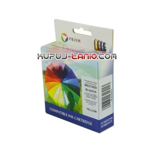 Lc525xly tusz do brother () tusz do brother dcp-j100, brother dcp-j105, brother mfc-j200 marki Prism