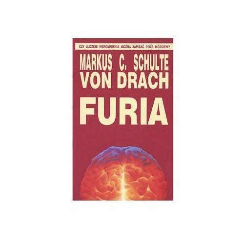 Furia - Schulte Drach Marcus C., pozycja wydana w roku: 2007