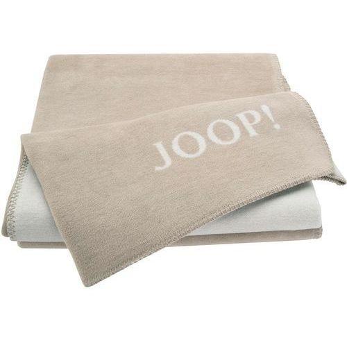 JOOP! koc Uni-Doubleface 150x200 cm, beżowy (4000141564320)