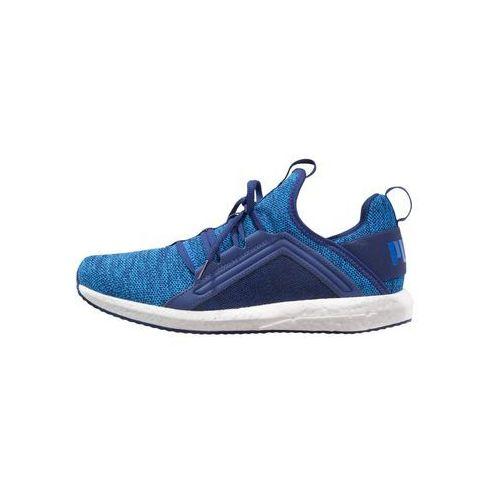 Puma MEGA NRGY KNIT Obuwie do biegania treningowe blue depths/lapis blue