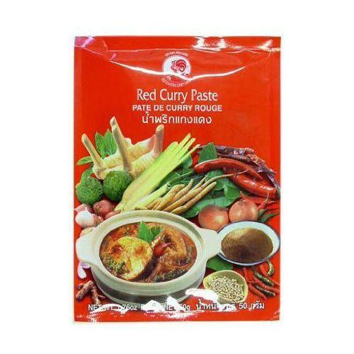 Pasta curry czerwona 50g
