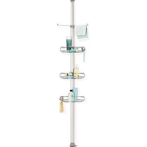 Półki prysznicowe na stojaku regulowanym, BT1062