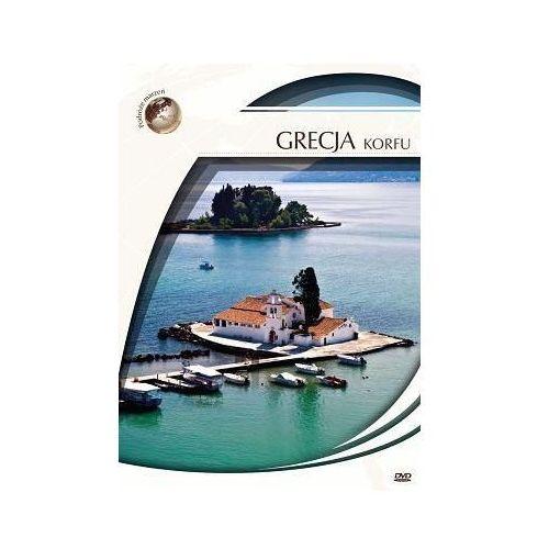 DVD Podróże Marzeń GRECJA Korfu