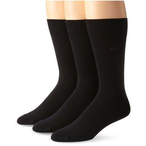 Calvin klein underwear eric 3 pack skarpety black (0058665670199)
