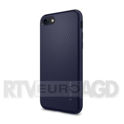 Etui Spigen Liquid Air Apple iPhone 7, granatowe (8809522191935)