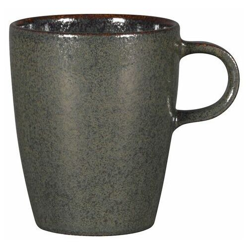 Rak Filiżanka porcelanowa stone - 230 ml grafitowa