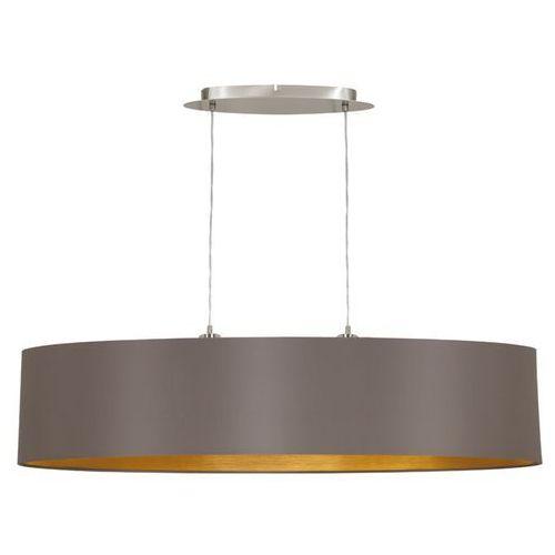 31619 - lampa wisząca maserlo 2xe27/60w/230v marki Eglo