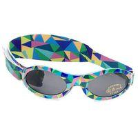 Okulary przeciwsłoneczne dzieci 0-2lat UV400 BANZ - Kaleidoscope (9330696046787)
