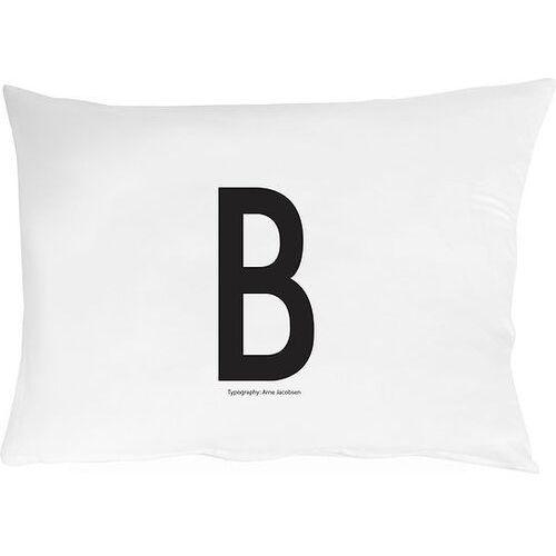 Poszewka na poduszkę Arne Jacobsens Vintage ABC litera B (5710498749118)