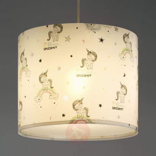 Dalber 18 - unicorns lampa wisząca 1 x e 27 nr. kat. 42432