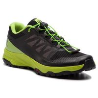 Buty - xa discovery 406059 27 w0 black/lime green/magnet, Salomon, 42-46