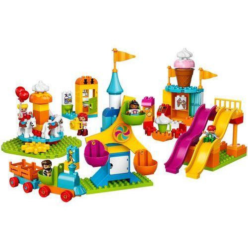 Lego DUPLO Duże wesołe miasteczko big fair 10840 - BEZPŁATNY ODBIÓR: WROCŁAW!