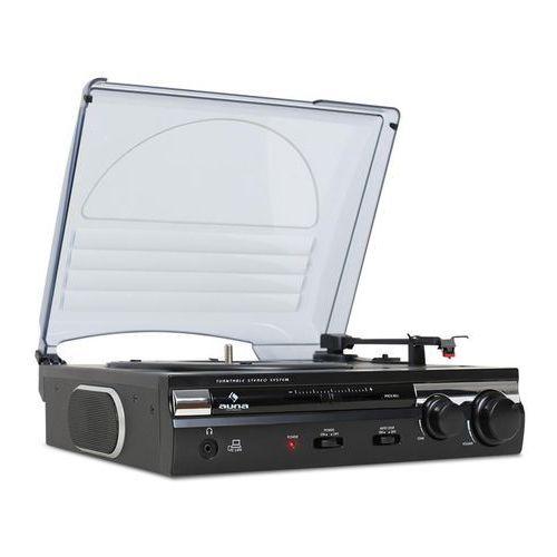 Gramofon Auna 182TT USB, MP3, PC, MAC z kategorii Gramofony