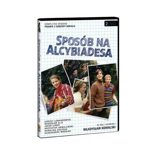 Sposób na Alcybiadesa (2xDVD) - Waldemar Szarek (7321997120124)