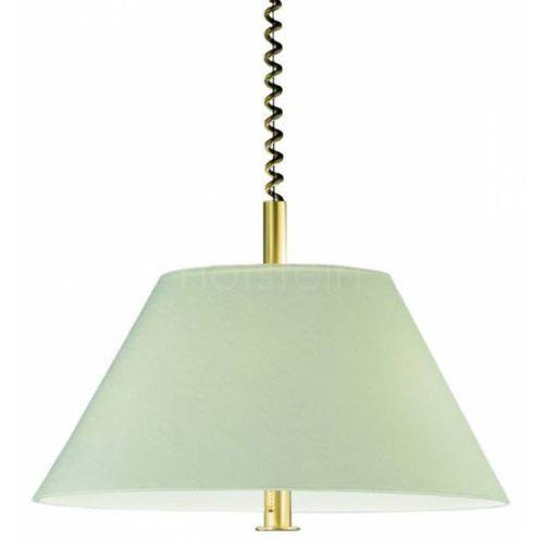 lampa wisząca mosiądz, 5-punktowe - klasyczny - obszar wewnętrzny - knapstein - czas dostawy: od 2-3 tygodni marki Knapstein
