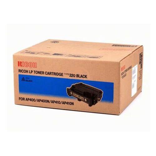 Toner typ 220 / 400943 / 403057 black do kopiarek (oryginalny) marki Ricoh