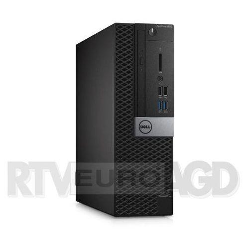 Dell Optiplex 5050 SFF Intel Core i5-7500 8GB 500GB W10 Pro, N014O5050SFF02