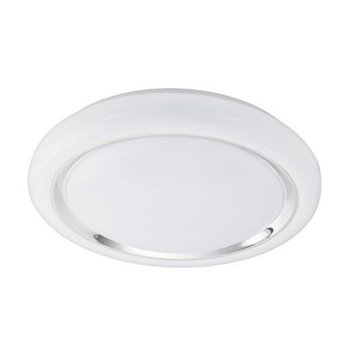 Plafon Eglo Capasso 96024 lampa sufitowa 1x24W LED biały / chrom, 96024