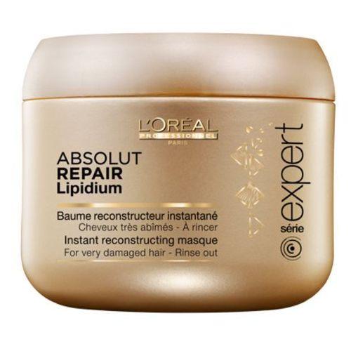 L'oreal absolut repair lipidium masque maska regenerująca do włosów uwrażliwionych (250 ml)